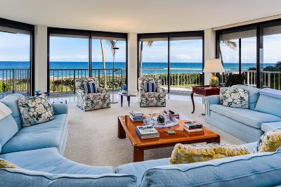 Palm Beach Condo Sold: 2770 S Ocean Boulevard #202 N