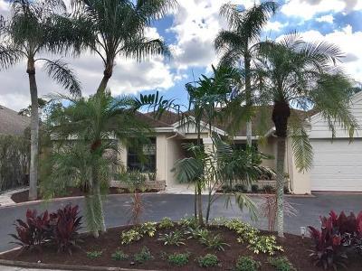 Boca Raton Single Family Home For Sale: 18171 181st Circle S
