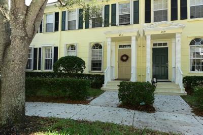 Townhouse Sold: 156 Poinciana Drive
