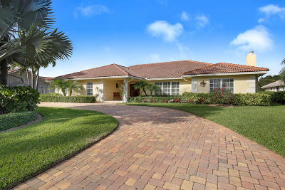 Atlantis Single Family Home Contingent: 528 Country Club Drive