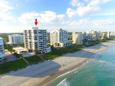 Highland Beach Condo Sold: 3201 S Ocean Boulevard #1202