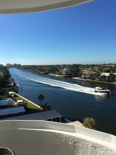 Delray Beach Condo Sold: 2200 S Ocean Boulevard #803