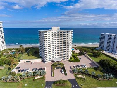 Sabal Shores, Sabal Shores Apts Condo, Sabal Shores Condo Condo For Sale: 600 S Ocean Boulevard #807