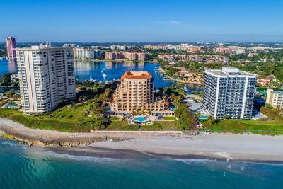 Excelsior Condo For Sale: 400 S Ocean Boulevard #Ph3