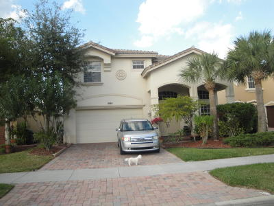 Port Saint Lucie Single Family Home Contingent: 1899 SW Jamesport Drive