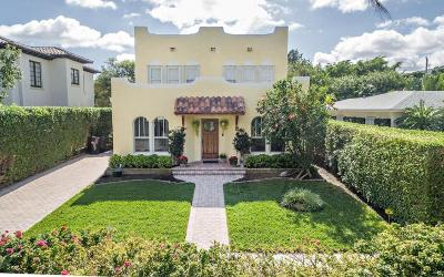 West Palm Beach Single Family Home For Sale: 306 Valencia Road