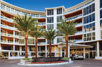 One Thousand Ocean Condo For Sale: 1000 S Ocean Boulevard #101