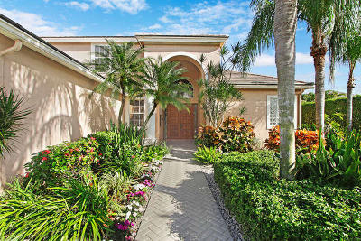 Boca Raton Single Family Home For Sale: 21706 Abington Court