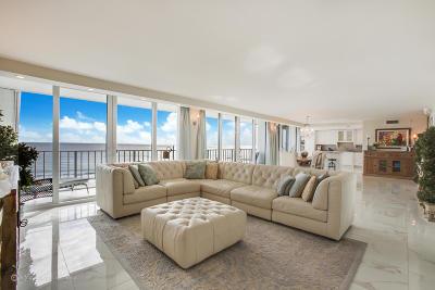 Boca Raton Condo Sold: 2600 S Ocean Boulevard #6-C