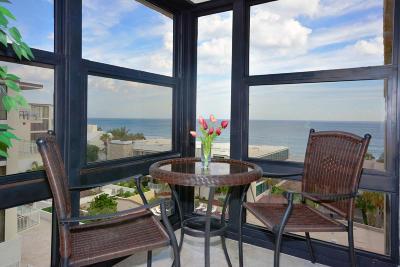 Delray Beach Condo Sold: 2175 S Ocean Boulevard #504