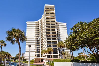 Admirals Walk Condo For Sale: 4545 Ocean Boulevard #8-B