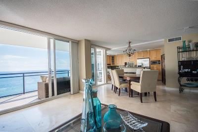 Boca Raton Condo Sold: 2000 S Ocean Boulevard #Ph-D