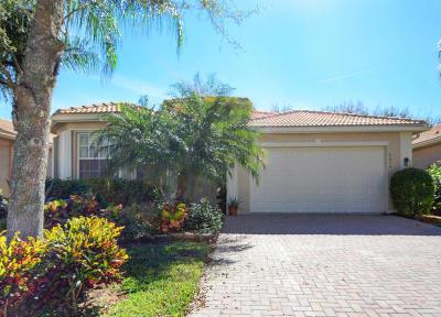 Delray Beach Single Family Home For Sale: 6634 Camarillo Terrace Lane