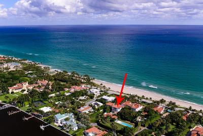 Palm Beach Single Family Home For Sale: 12 Lagomar Road