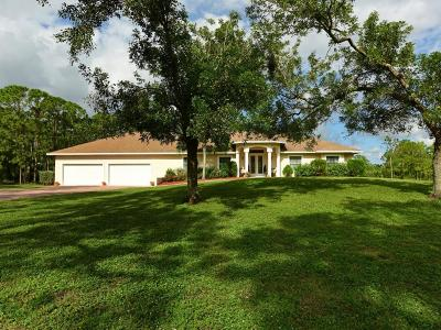 Single Family Home For Sale: 2891 SE Tailwinds Road