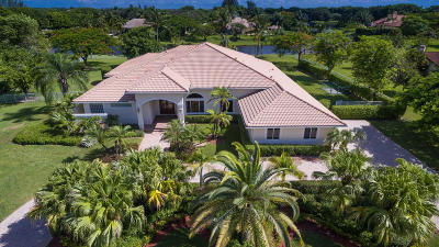 Delray Beach Single Family Home For Sale: 10225 Avenida Del Rio