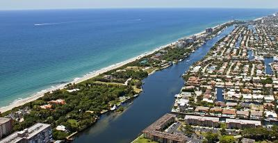 Broward County Residential Lots & Land For Sale: 1105 Hillsboro Mile