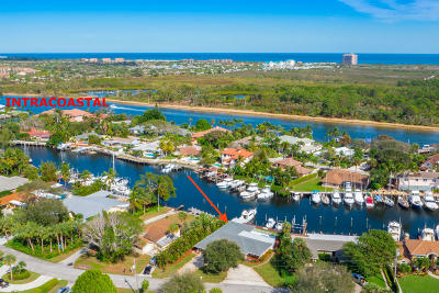 North Palm Beach, Jupiter, Palm Beach Gardens, Port Saint Lucie, Stuart, West Palm Beach, Juno Beach, Lake Park, Tequesta, Royal Palm Beach, Wellington, Loxahatchee, Hobe Sound, Boynton Beach Single Family Home Sold: 14104 Harbor Lane