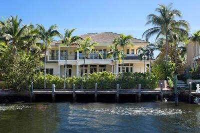 Broward County, Palm Beach County Single Family Home For Sale: 8 Ocean Harbour Circle