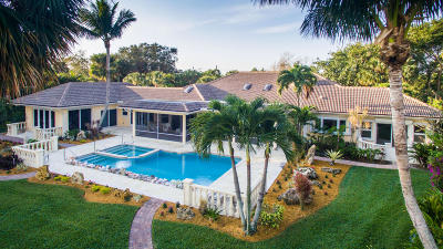 Stuart Single Family Home For Sale: 565 SE Saint Lucie Boulevard