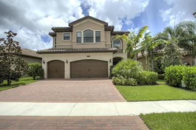 Delray Beach Single Family Home Contingent: 8224 Lawson Bridge Ln