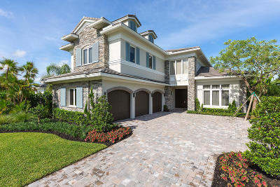 Palm Beach County Single Family Home For Sale: 2869 Blue Cypress Lane