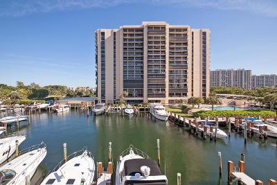 Highland Beach Condo Sold: 4748 S Ocean Boulevard #1004