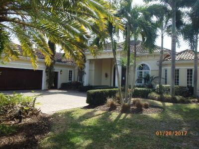 Port Saint Lucie Single Family Home For Sale: 198 SE Via Sanremo