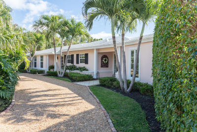Broward County, Palm Beach County Single Family Home For Sale: 3023 Polo Drive