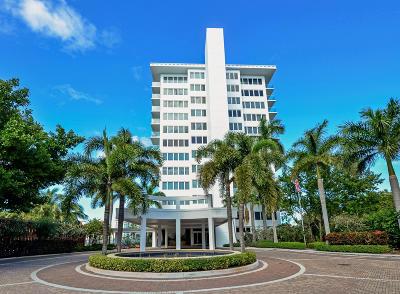 Boca Raton Condo Sold: 701 E Camino Real #4-A