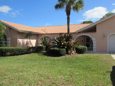 Delray Beach Single Family Home Contingent: 645 Enfield Court