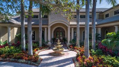 North Palm Beach FL Single Family Home For Sale: $5,999,000