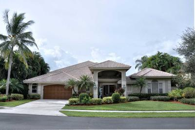 Boca Raton Single Family Home For Sale: 3276 NW 65th Drive