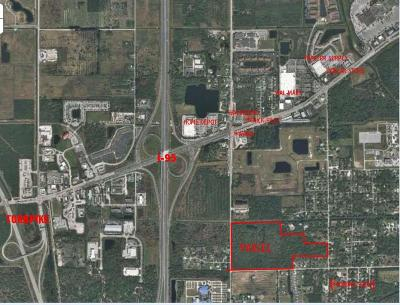 Fort Pierce Residential Lots & Land Contingent: 3200 Jenkins