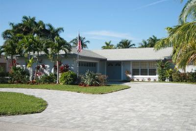 Palm Beach Gardens Single Family Home For Sale: 11359 E Teach Road
