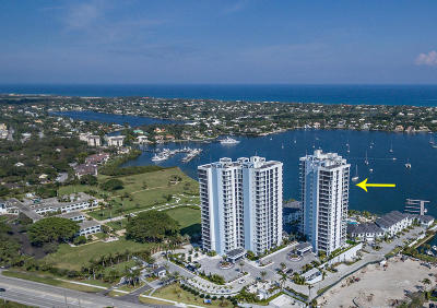 North Palm Beach Condo For Sale: 2 Water Club Way #1404