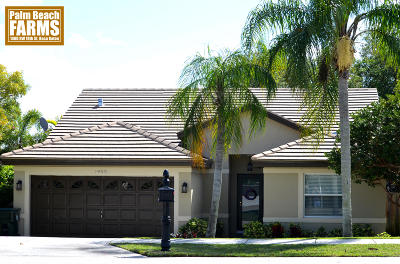 Boca Raton Single Family Home For Sale: 1400 SW 18th Street