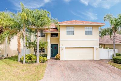 Palm Beach Gardens Single Family Home For Sale: 138 Hidden Hollow Terrace