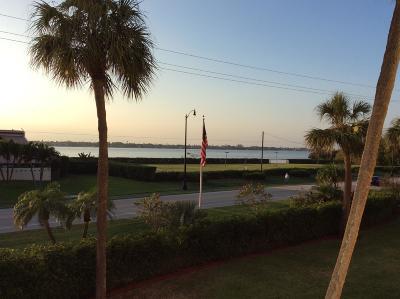 Palm Beach Rental Leased: 3460 S Ocean Boulevard #1080