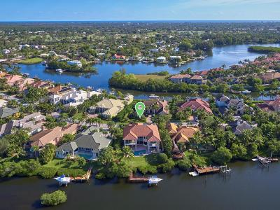 Jupiter Single Family Home For Sale: 19008 SE Windward Island Lane