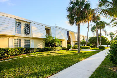 Palm Beach Condo Sold: 201 Everglade Avenue #205