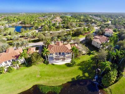 Old Palm Golf Club Single Family Home For Sale: 11906 Palma Drive