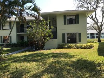 Condo Closed: 901 Sabal Ridge Circle #D