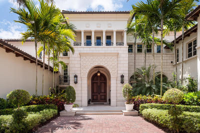 Boca Raton FL Single Family Home For Sale: $29,950,000