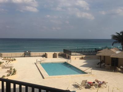 South Palm Beach Condo For Sale: 3610 S Ocean Boulevard #204