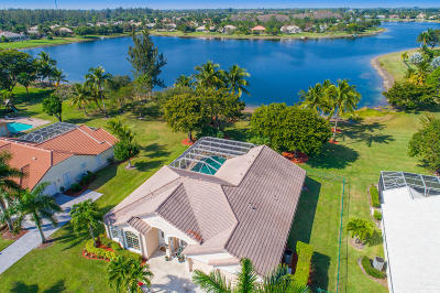 Lake Worth Single Family Home For Sale: 4331 Hunting Trail