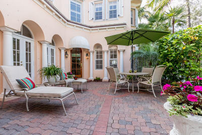 Delray Beach Townhouse Sold: 790 Andrews Avenue #I-104