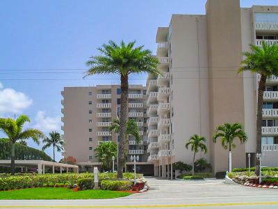 Palm Beach Condo For Sale: 3450 S Ocean Boulevard #626