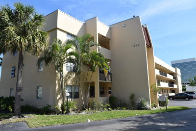West Palm Beach Condo Sold: 1630 Embassy Drive #202