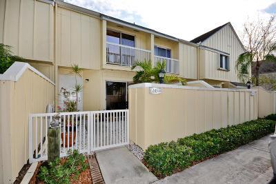 Townhouse Sold: 6383 Riverwalk Lane #4